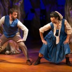 Baker (Keith Pinto*) and his wife (El Beh) renew their love in the woods.
