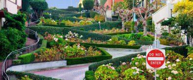 Lombard st. San-Francisco