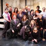 Cast and crew of Harper Regan