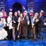 Cast of My Fair Lady (Corinne Proctor, Randy Nazarian*, Mandy Khoshnevisan, Karen Hirst, Johnny Moreno*, Richard Frederick*, Monique Hafen*, Charles Dean*, Kenneth McPherson, Luke Chapman, Justin Gillman)