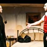 Mervyn (Alex Hurt) and Carmichael (Rod Gnapp*) bond.