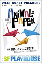 Animals out of Paper