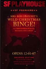 Mrs. Bob Cratchit's Wild Christmas Binge