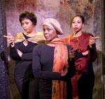 Allison L. Payne, Awele Makeba, Afi Ayanna