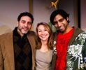 David Deblinger, Lorri Holt, Aly Mawji