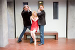 Howard Swain*, Heather Gordon and Aaron Davidman*
