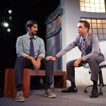 Sandeep (Jason Kapoor) and Brock (Mark Anderson Phillips*) try to solve the problem.