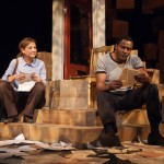 Didi Marcantel (Susi Damilano*) and Leo Price (Carl Lumbly*) uncover new information about their father through his letters.