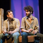 Dev (Joseph Estlack) and con (Adam Magill) discuss love, pie, and beer.
