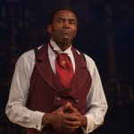 Ira Aldridge (Carl Lumbly*) arrives at the Covent Garden theatre to become the first black man to play Othello on a British stage.