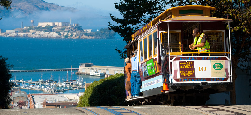 Trolley Tours In San Francisco