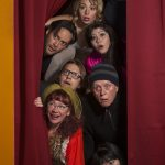 The cast of 'Noises Off'
