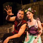Johnny dreaming with the May Queen (Brian Dykstra* and Julia Belanoff)