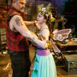 Johnny dancing with the May Queen (Brian Dykstra* and Julia Belanoff)