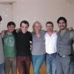 Aaron Loeb (writer), Ben Euphrat, Mark Anderson Phillips*, Carrie Paff*, Michael Ray Wisely*, Jason Kapoor and Josh Costello