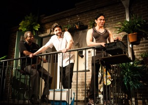 Ralph D. (Carl Lumbly*), Jackie (Gabriel Marin*) enlist cousin Julio's (Rudy Guererro*) help.