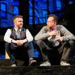 Robert (Keith Pinto*) and David (Ryan Drummond*) discuss married life.