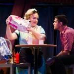 Rose Fenny (Caitlin Brooke) is asked out by Eddie Birdlace (Jeffrey Brian Adams*)