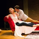 She (Carrie Paff*) and He (Gabriel Marin*), are former lovers, cast in a play about former lovers.