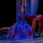 "Ellen Tree (Susi Damilano*) plays Desdemona in a Covent Garden theatre production of ""Othello"" in 1833."