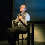 Doyle (Louis Parnell*) weighs his options in the interrogation room.