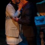 Valmont (Johnny Moreno*) seduces Julia (Karen Offereins).
