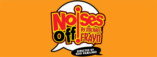 Noises Off Comedy