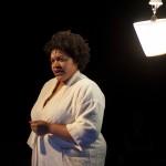 Mother (Indiia Wilmott) bears the burden of being a single parent.