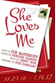 She Loves Me Romantic Comedy